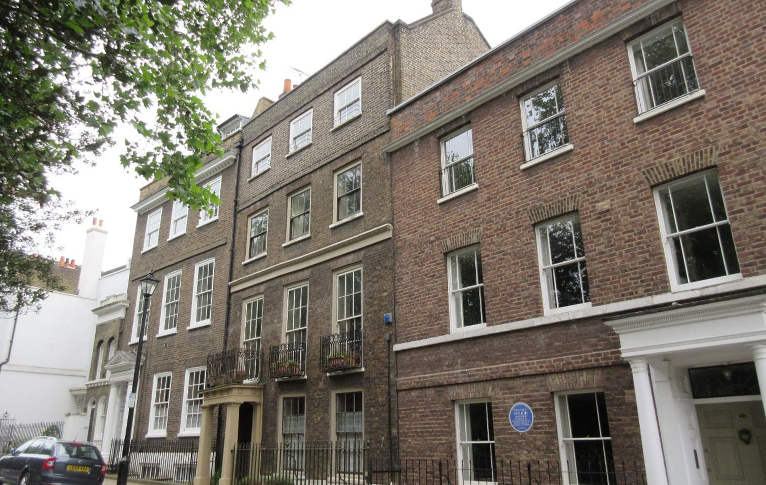 Grade II Listed Townhouse Greenwich